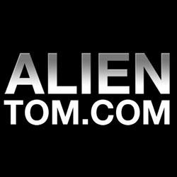 alien tom logo