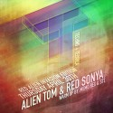 Red Alien Invaion Techno And Tequila El Camino