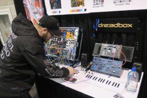 Dreadbox NAMM Show Display