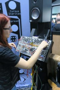 Noise Engineering Booth NAMM 2018