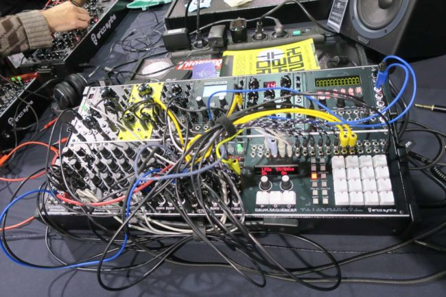 Erica Synths Drum Sequencer and more