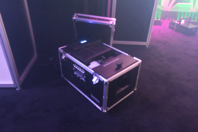 Chauvet DJ Cumulus NAMM 2018