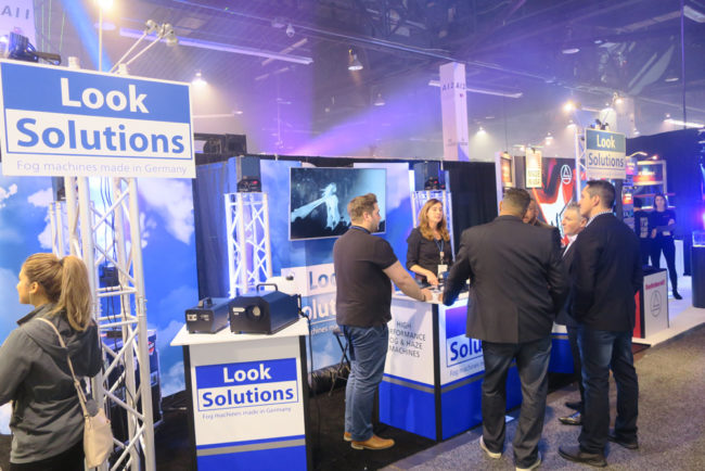 Look Solutions Booth