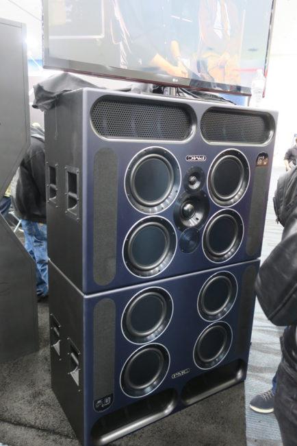 PMC QB1-XBD-A Speakers NAMM 2018