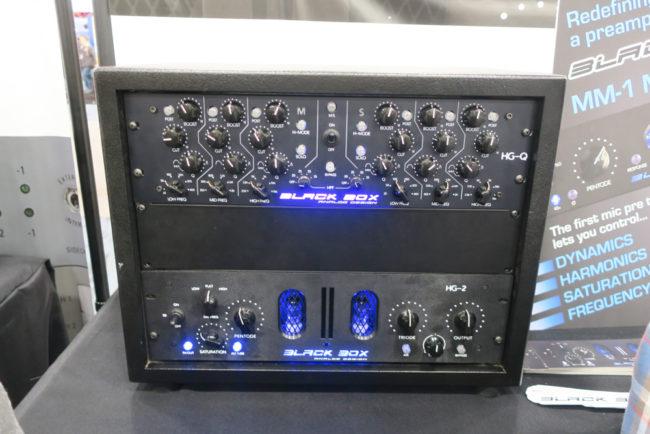 Black Box HG-Q & HG-2